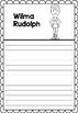 Graphic Organizer : Pro Athletes: Wilma Rudolph