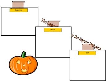 Graphic Organizer - Pumpkins