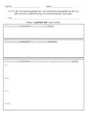 Graphic Organizer RL2.7 Print