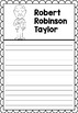 Graphic Organizer : Robert Robinson Taylor - Inspiring African American Figures