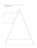 Graphic Organizer - Roman Hierarchy Pyramid