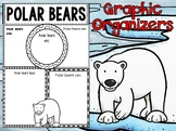 Graphic Organizers Bundle :  Polar Bears  - Polar and Arctic Animals