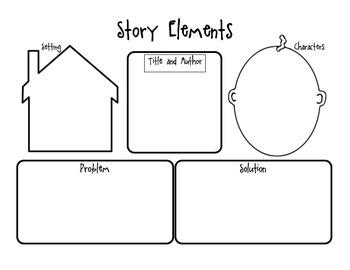 Graphic Organizer-Story Elements
