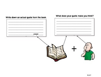 Graphic Organizer Strand 1 ELA Grades 6 to 8