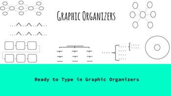 Graphic Organizer Templates