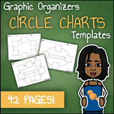 Graphic Organizer Templates - Circle Charts