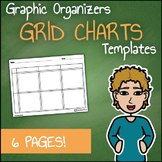 Graphic Organizer Templates - Grid
