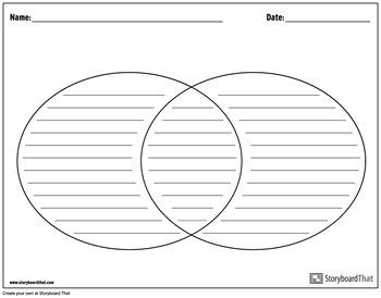 Graphic organizer templates venn diagram by storyboard that tpt graphic organizer templates venn diagram ccuart Gallery