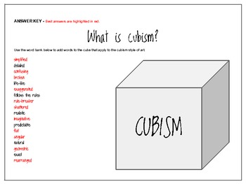 Graphic Organizer: What is ... by Purple Paintbrush | Teachers Pay ...