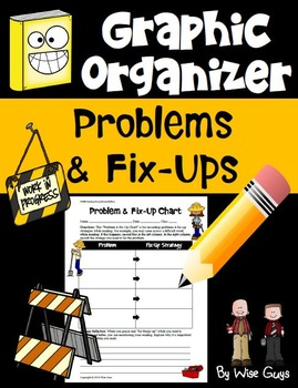 Graphic Organizer Problem and Fix-Up