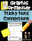 Graphic Organizer Sticky Note Connections