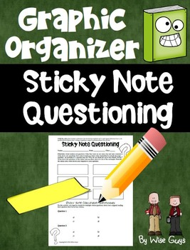 Graphic Organizer Questioning