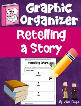 Graphic Organizer Retelling a Story