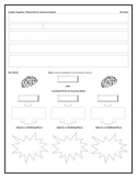 Graphic Organizer for Advanced Literary & Poetic Analysis