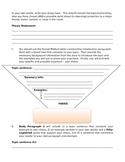 Graphic Organizer for Analytical Essay