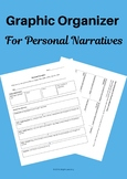 Graphic Organizer for Personal Narratives