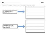Graphic Organizer for RL.2.5