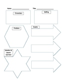 Graphic Organizer for Stories