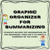 Graphic Organizer for Summarizing