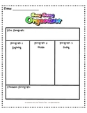 Graphic Organizer for Writing Prompts