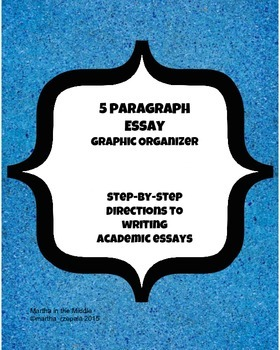 Graphic Organizer for an Academic Essay