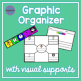 Graphic Organizer with visual support