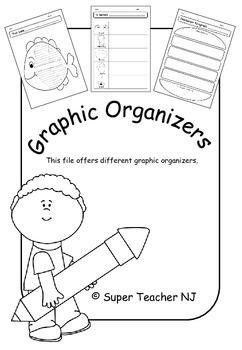 Graphic Organizers - Example Version