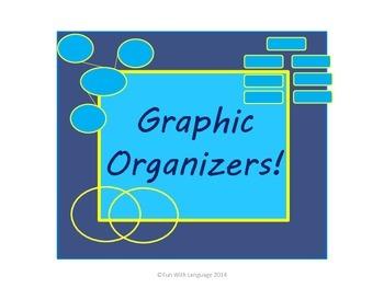 Graphic Organizers!