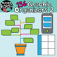 Graphic Organizers #2 * 156 Piece Template BUNDLE *
