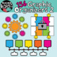 Graphic Organizers #2 * 156 Piece Template BUNDLE *