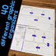 Graphic Organizers for Reading Comprehension Skills & Reading Strategies