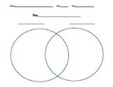 Graphic Organizers - Venn Diagram