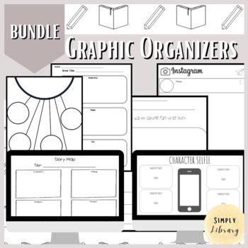 Growing Graphic Organizers Bundle