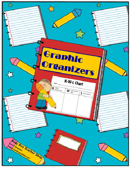Graphic Organizers (Reading and Science) EDITABLE