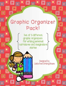 Graphic Organizers {6 PACK!}