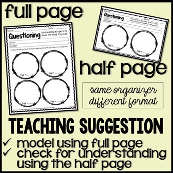 Graphic Organizers for All Third Grade Literature Common Core Standards