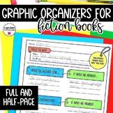 Graphic Organizers for All Third Grade Literature Common Core Standards
