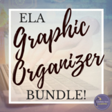(Bundle) Graphic Organizers for Writing, Analysis, Reflection and MORE