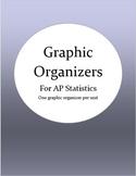 Graphic Organizers Bundle (AP Statistics)
