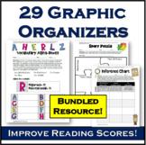 Graphic Organizers Super Bundle