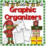 GRAPHIC ORGANIZERS | CHRISTMAS HOLIDAY THEME