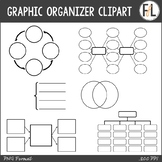 Graphic Organizers Clipart