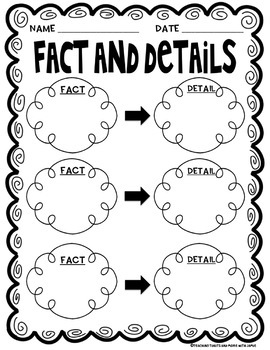 Graphic Organizers, Graphic Organizers for Reading Comprehension