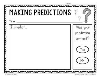 Graphic Organizers: Fiction and Non-Fiction