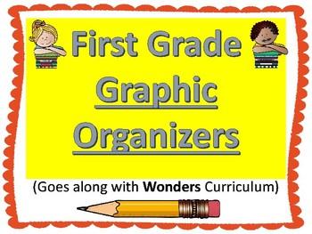 Graphic Organizers-First Grade