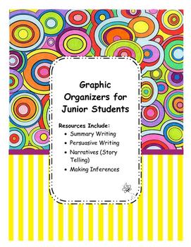Graphic Organizers For Junior Writing