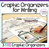 Graphic Organizers For Writing! *FREE*