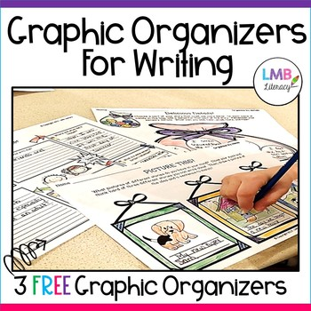 FREE Graphic Organizers for Writing