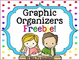 Graphic Organizers Freebie - Reading Comprehension Supports