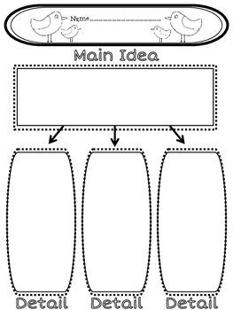 Graphic Organizers GALORE! {50 Common Core Printables!}